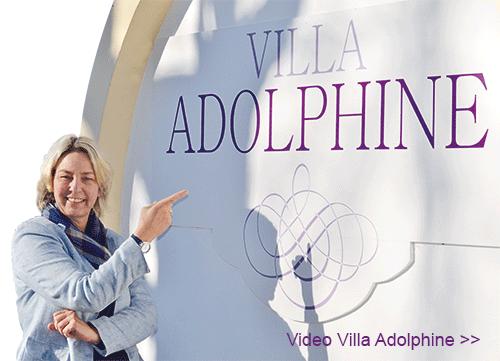 Villa Adolphine – Spielort SPIEL DER WANDLUNG